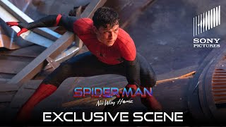SPIDER-MAN: NO WAY HOME (2021) Exclusive OPENING SCENE Extended   Marvel Studios