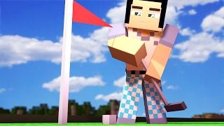 Minecraft - GOLF WITH FRIENDS! | Minecraft Roleplay