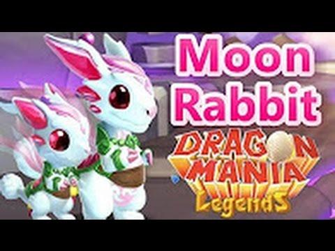How to Breed Moon Rabbit Dragon + Unlocking PALADIN Dragon! #9