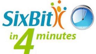 SixBit in 4 Minutes