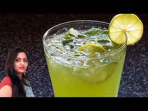 Virgin Mojito | Summer drink recipe by manisha