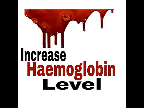 How to increase haemoglobin