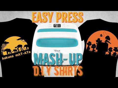 EasyPress Mash-Up D.I.Y Shiets