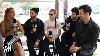 X Ambassadors Talk Imagine Dragons Friendship & New Album Details!