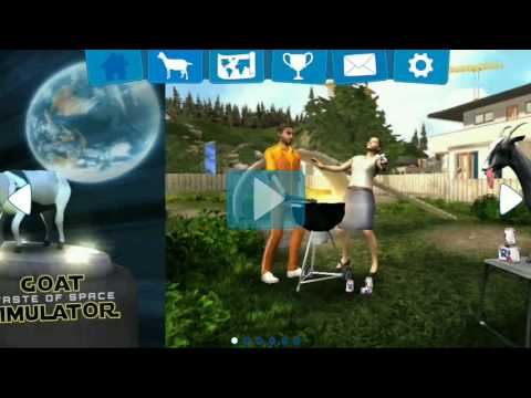 How To Get Cheers Goat - GOAT SIMULATOR#1