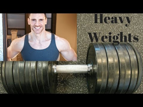 How to Use Heavy Weights and Get Stronger