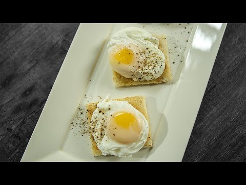 How To Make Perfect Poached Eggs | Egg Recipes | Breakfast Recipes | Poached Eggs by Varun Inamdar