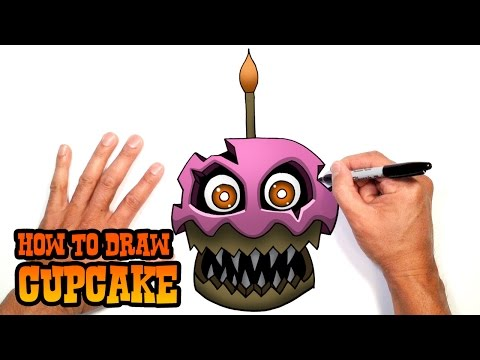 Xxx Mp4 How To Draw Nightmare Cupcake Five Nights At Freddy 39 S 3gp Sex