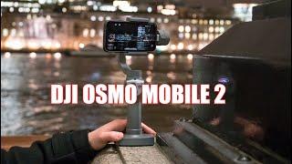 DJI OSMO MOBILE 2 vs OSMO MOBILE 1 What