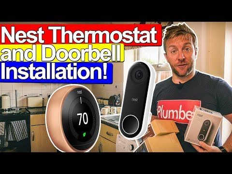 NEST THERMOSTAT AND HELLO DOORBELL REVIEW - Nest Pro #Ad