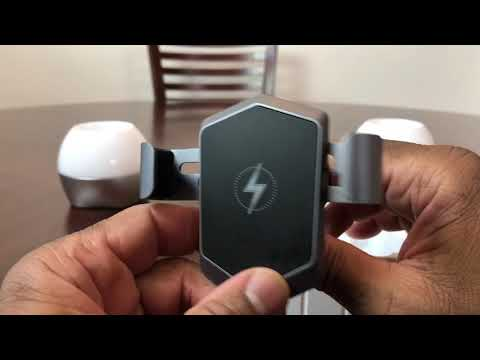PeohZarr Fast Wireless Car Charger!