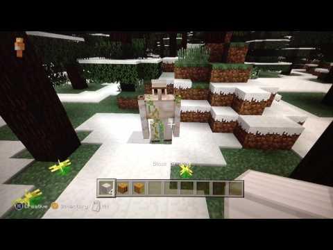 Minecraft Xbox 360 Edition: Iron Golem