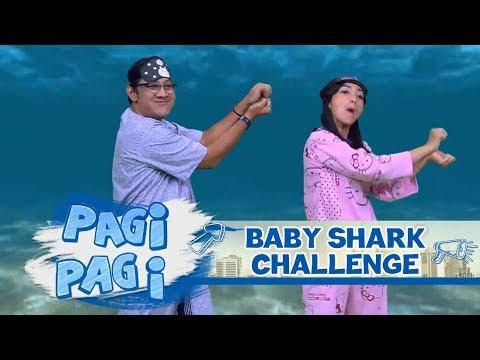 Parodi Baby Shark Dance yang Mendunia!