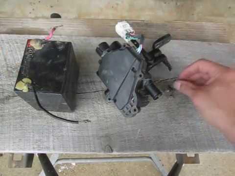 Gen2 Prius - Testing the Coolant Control Valve
