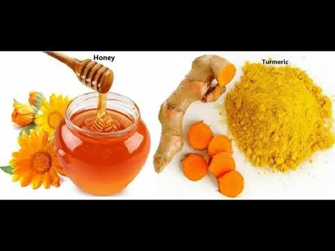 Natural Magical Cough Remedy with Turmeric & Honey
