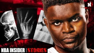 The Scary Truth About Zion Williamson | UNTOLD