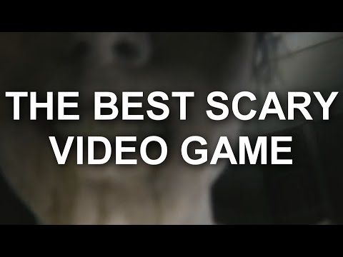 The Best Scary Video Game