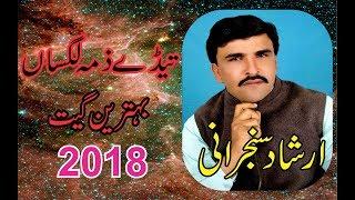 Tedy Zimy Lagsan Latest Saraiki And Punjabi Song By Irshad Hussain Sanjrani 2018