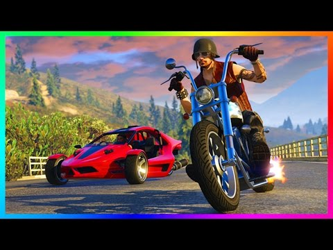 GTA 5 DLC BUYING NEW 6TH PROPERTY, RARE 3-WHEELED BF RAPTOR, UPGRADED DAEMON SPENDING SPREE & MORE!
