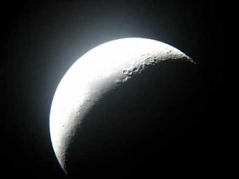 24/06/2012 - Moon, Venus, Mars, Jupiter and Saturn through my telescope