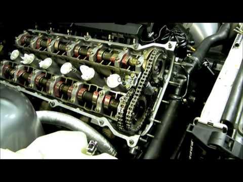 BMW E36 Vanos & Tensioners Install part 2