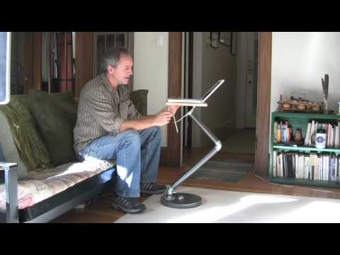 Build a laptop stand