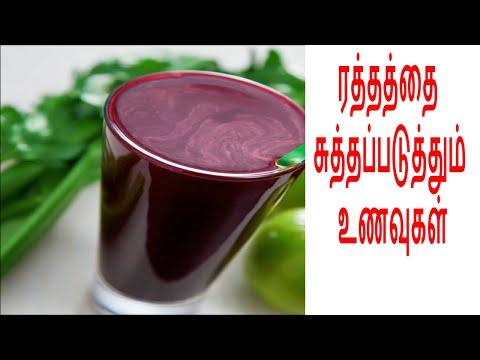 ரத்தத்தை சுத்தப்படுத்தும் உணவுகள் | Blood purifying foods in tamil