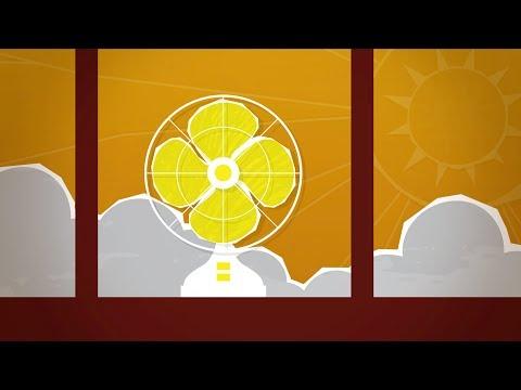 Sleep with Fan Sound | White Noise Helps You Fall Asleep, Stay Sleeping | 10 Hours