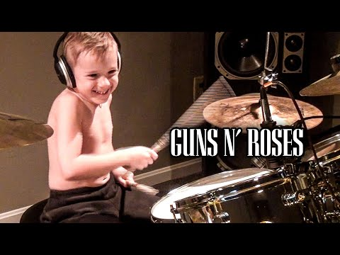 Xxx Mp4 Welcome To The Jungle 6 Year Old Drummer 3gp Sex