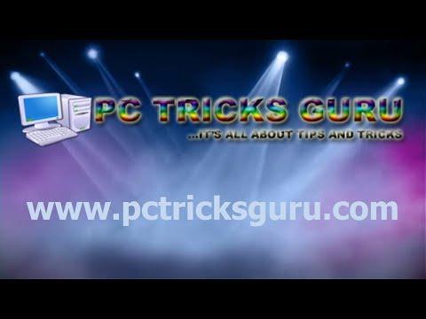 pc tricks guru channel trailer