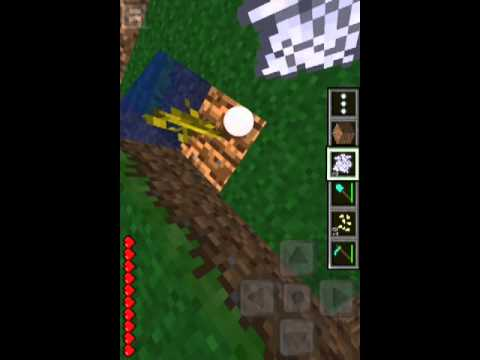 Minecraft pocket edition how to grow melon