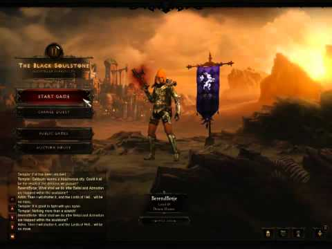 How to quickly level up your characters - Diablo 3