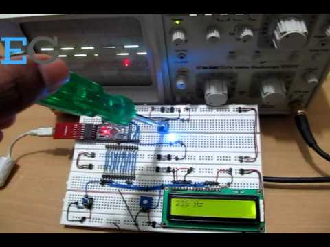How To Make a Simple Variable Frequency Generator Using Arduino