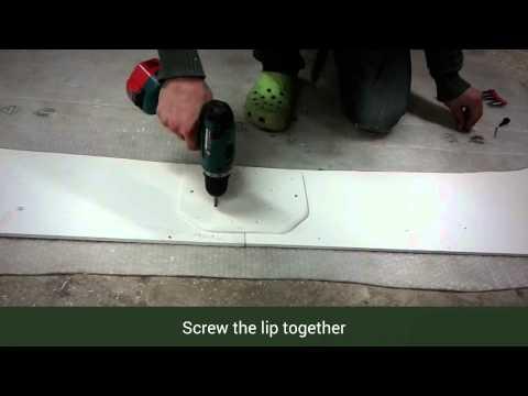 How to make a Bumper Lip (Part 3/3)
