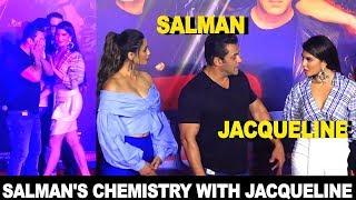 Salman Khan Chemistry with Jacqueline Fernandez