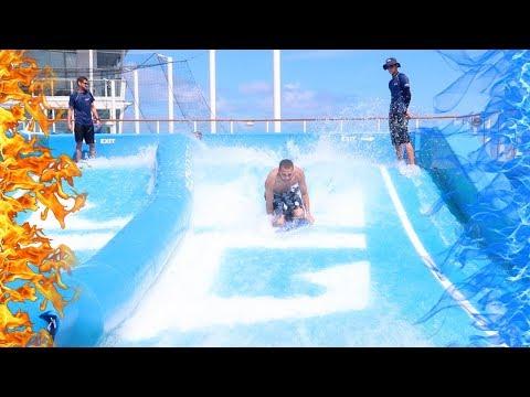Honeymoon Day 6 & 7   Royal Caribbean Allure of the Seas   #lifeofjam