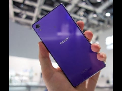 Sony Xperia Z1 C6903 Password Reset or Recovery