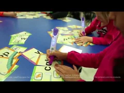 LeapReader Allows a Child to Learn to Read and Write at Their Own Pace | LeapFrog