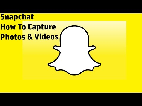 Snapchat How To Save Photos and Videos Without Getting Caught