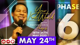 Pastor Chris LIVE:: Your LoveWorld Special PHASE 6 DAY 7
