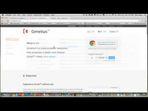 Gmail Extension Gmelius - Remove Ads From Gmail