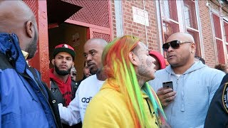 "Teka$hi69 arrested during ""BILLY"" music video shoot!!!"