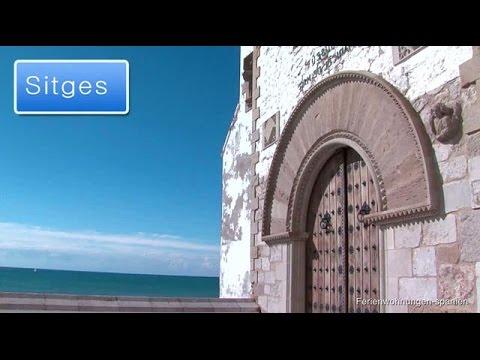 Sitges - Badeparadies mit Flair und Kultur