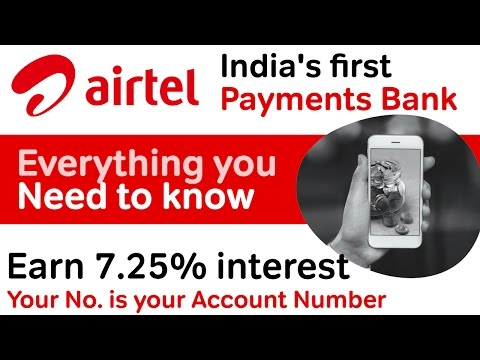Airtel Payments Bank Launched | How to operate & open account to avail benefits #DigitalIndia