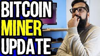 My Bitcoin Mining Rig Update | Azad Chaiwala Show