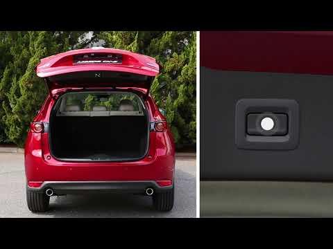 Mazda CX-5 Maximum Liftgate Height Adjustment