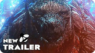 Godzilla: Monster Planet Final Trailer (2018) 2017) Godzilla Anime Movie