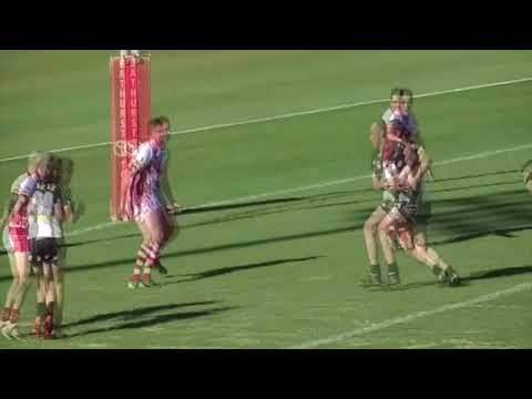 2017 Group 10 Minor Semi Final - Bathurst Panthers v Mudgee Dragons