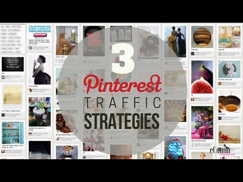 3 Traffic Strategies to Make Your Pins Go Viral - Pinterest Marketing Tips - Pinterest for Beginners