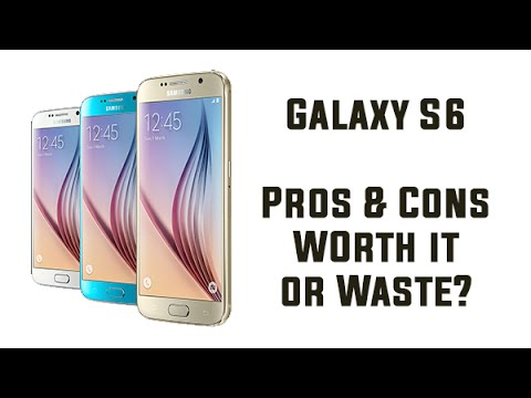 Samsung Galaxy S6 - Pros & Cons Worth it or Waste?​​​ | H2TechVideos​​​